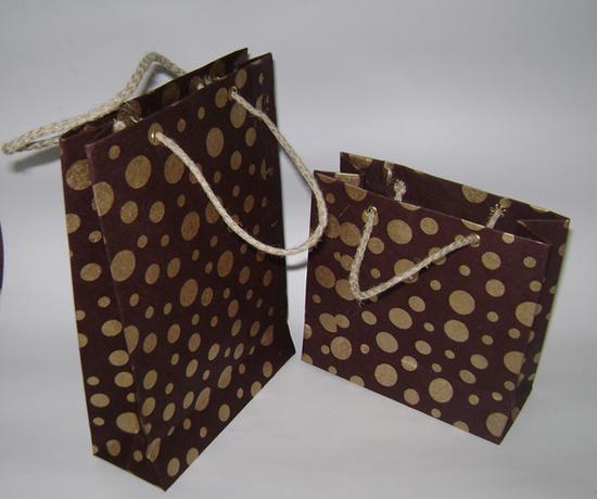 Mẫu in túi giấy cho shop