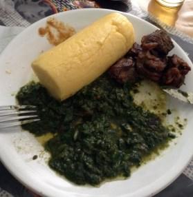 Cameroonian restaurant