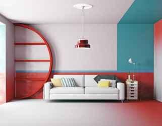 casa trends paint dipingere farver letto dinero amueblar poco interior decorativos projetos cheios cor levende pareti innenraum trend gemalter decke