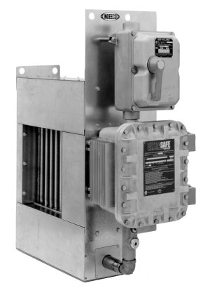 UltraSafe™ Explosionproof Duct Heaters   Indeeco