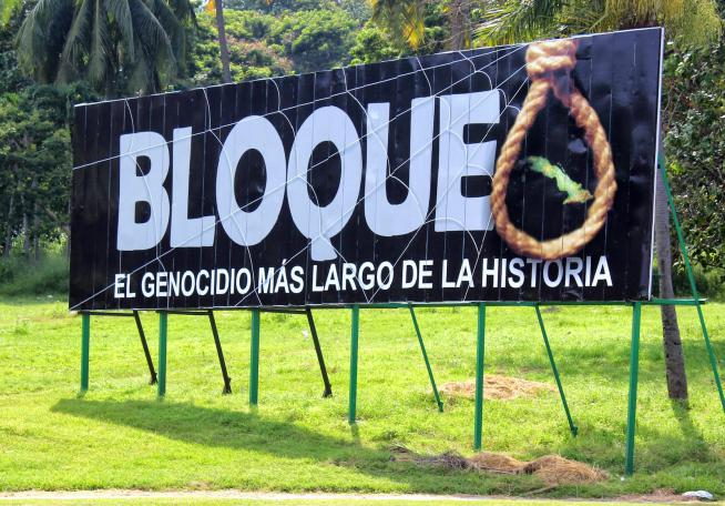 The Network of Intellectuals, Artists and Social Movements in Defense of Humanity against the Criminal Blockade of Cuba