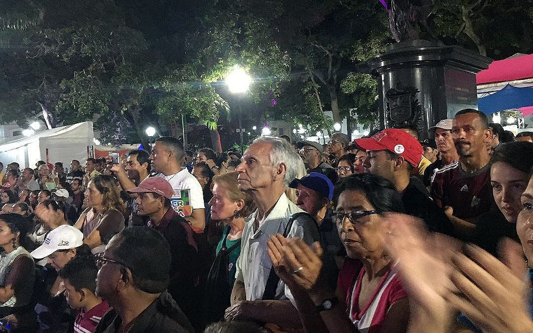 International Book Fair in Venezuela: Being Educated is the Only Way to Be Free