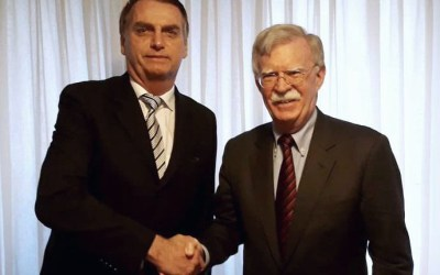 John Bolton and U.S. policy towards Latin America