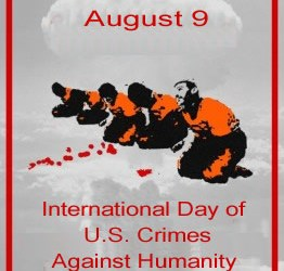 CALL TO ACTION: INTERNATIONAL DAY OF US CRIMES AGAINST HUMANITY