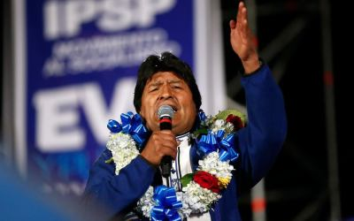In Defense of Democracy, the Triumph of Evo Morales and Against the Attempted Coup d'Etat in Bolivia