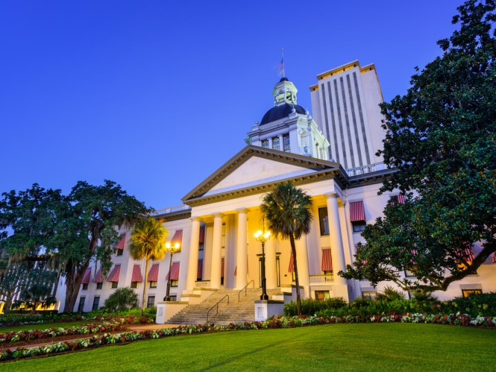 Florida Capitol in Tallahassee