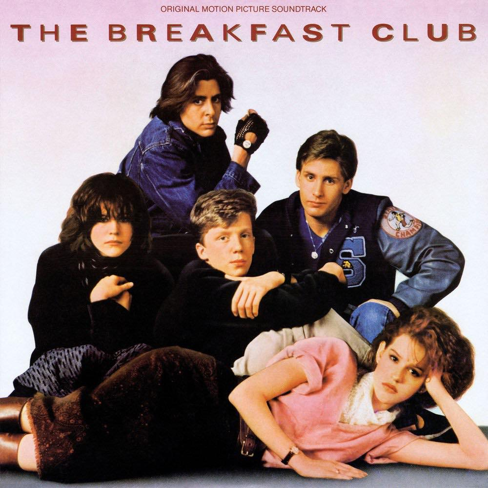Thème de film - (Don't You) Forget About Me de Simple Minds (The Breakfast Club)