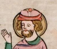 Hs 2505 Speculum humanae salvationis, Köln, Germany, circa 1360