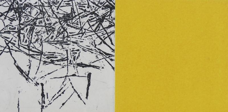grafisch werk van Brigitte Gmacheich-Jünemann