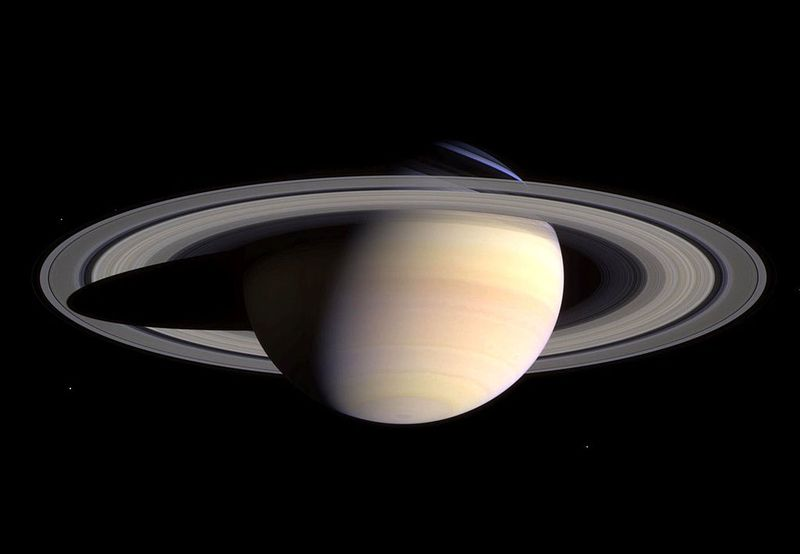 The home stretch as Cassini reaches the end.