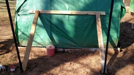 Preparing for a Snowstorm: Reinforcing the Rabbit Hoophouse ... on rabbit photography, rabbit compost, rabbit tractor plans, rabbit hill house, rabbit cage tractor, rabbit fruit, rabbit hole house, rabbit garden house, rabbit greenhouse,