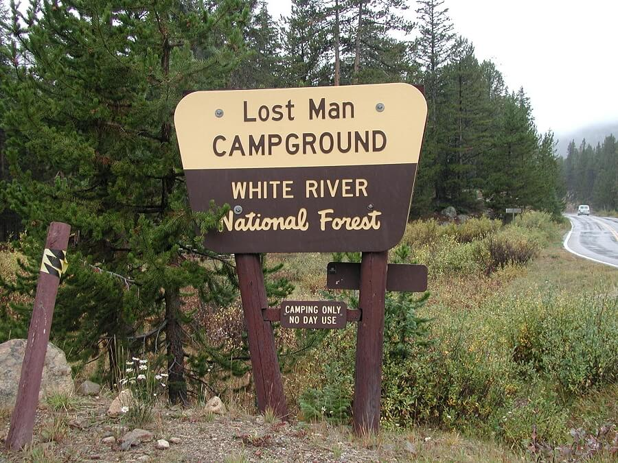 Lost Man Campground