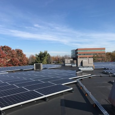 Needleman Management Completes 444 kW of Solar Energy in Mt. Laurel, NJ