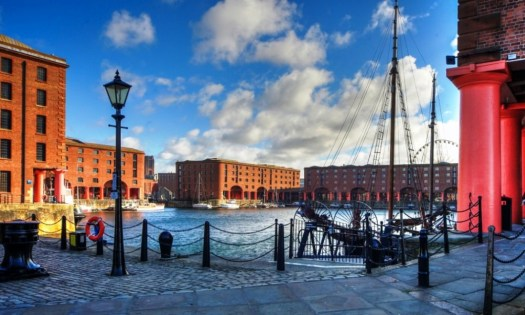 Liverpool's First Floating Cinema Is Coming To The Iconic ...