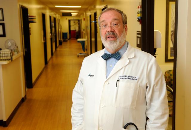 Medical Association Prez Opposes Trumps Health Czar Nominee