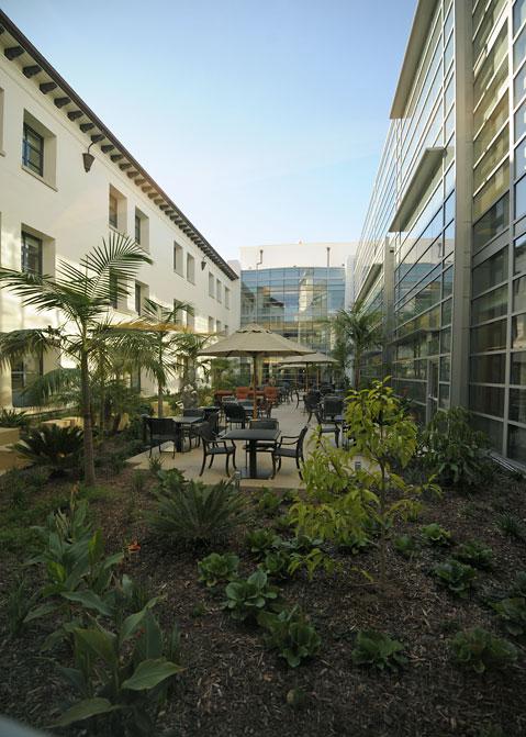 A Bigger, Better Cottage Hospital