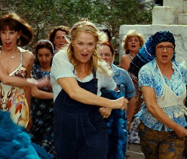 Mamma Mia Here We Go Again Offers More Of The Same