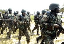 NaijaArmyP, Soldiers
