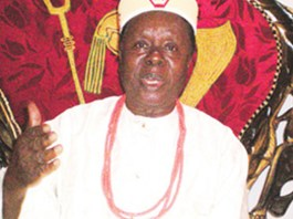 HRH, Obi of Awka, Dr. Gibson Nwosu (Eze Uzu II of Awka) Deputy Chairman, (Central) Anambra State Traditional Rulers Council. Chancellor, Usman Danfodio University, Sokoto.