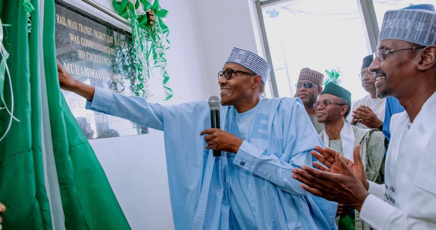 Image result for Abuja light rail is our project – PDP blasts Buhari
