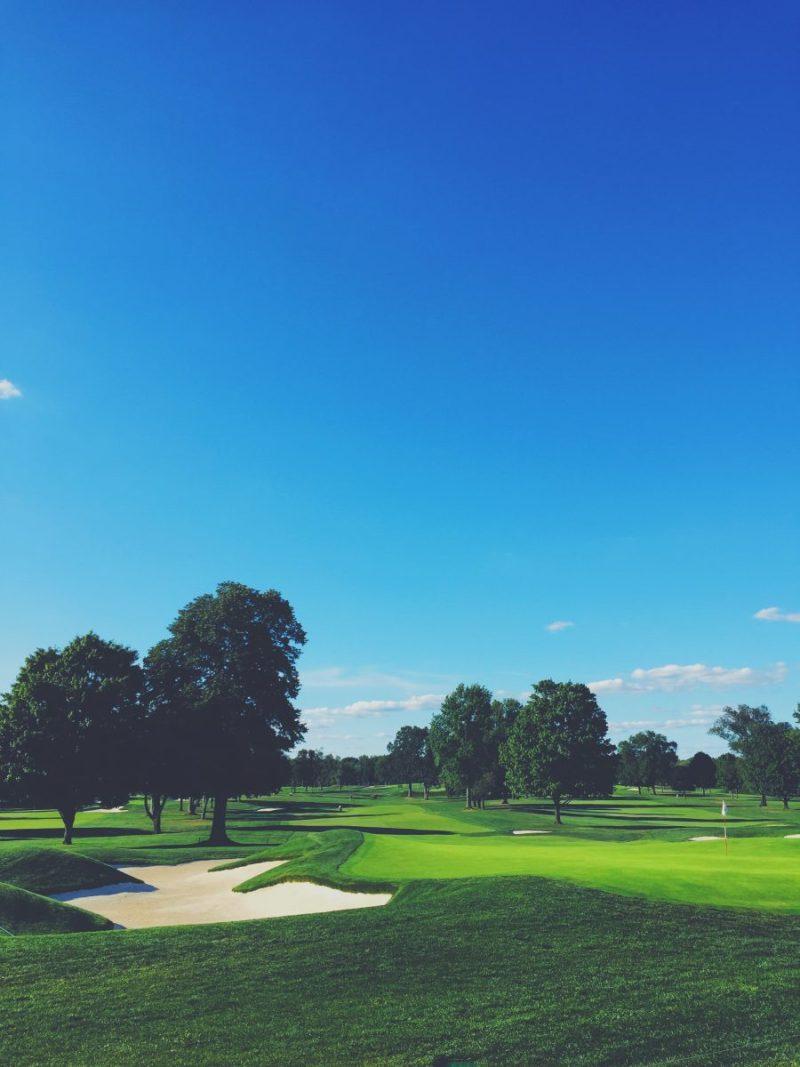 Golf course (pixabay.com free image)