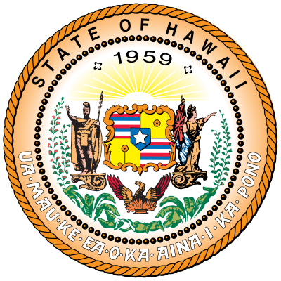 Hawaii: state seal. Art. Britannica Online for Kids. Web. 1 Feb. 2017. .