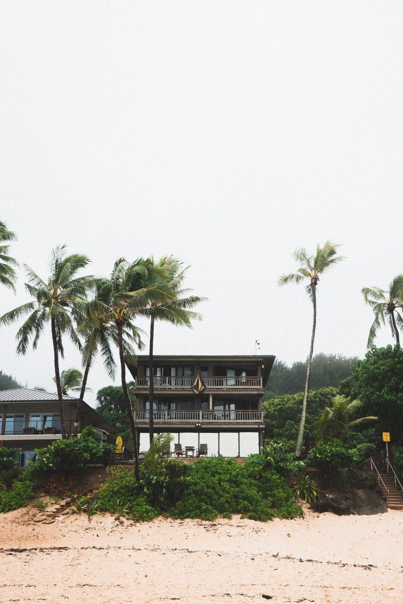 Vacation hoome ocean beach