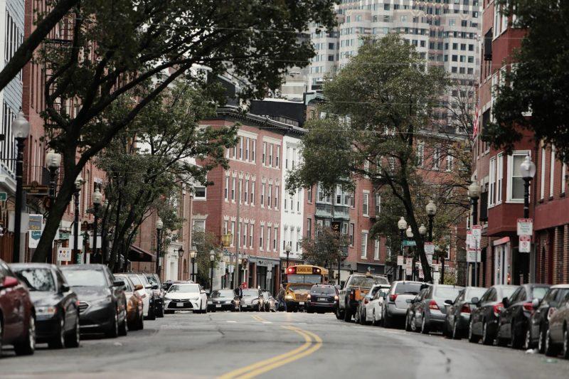 Higher density housing Boston