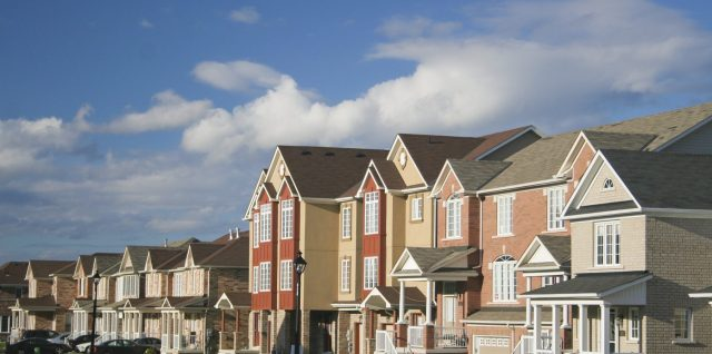 Townhouses-urban-development-community-HOA