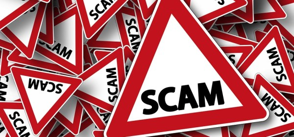 Scam fraud alert signs