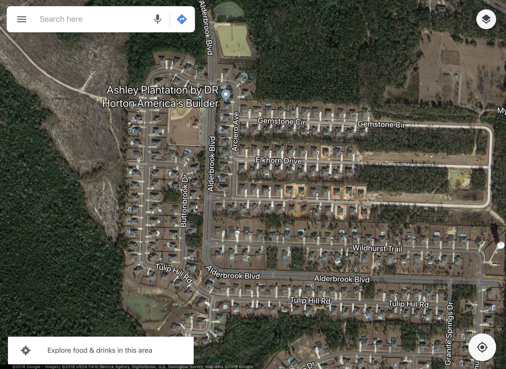 Ashley Plantation Pace FL 2