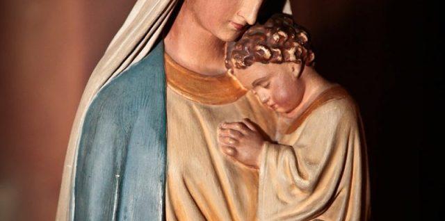 Catholic Virgin Mary Lady Guadalupe