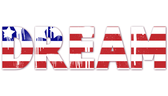 American Dream banner