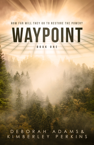 Waypoint by Deborah Adams and Kimberley Perkins receives ffive stars from Independent Book Review.