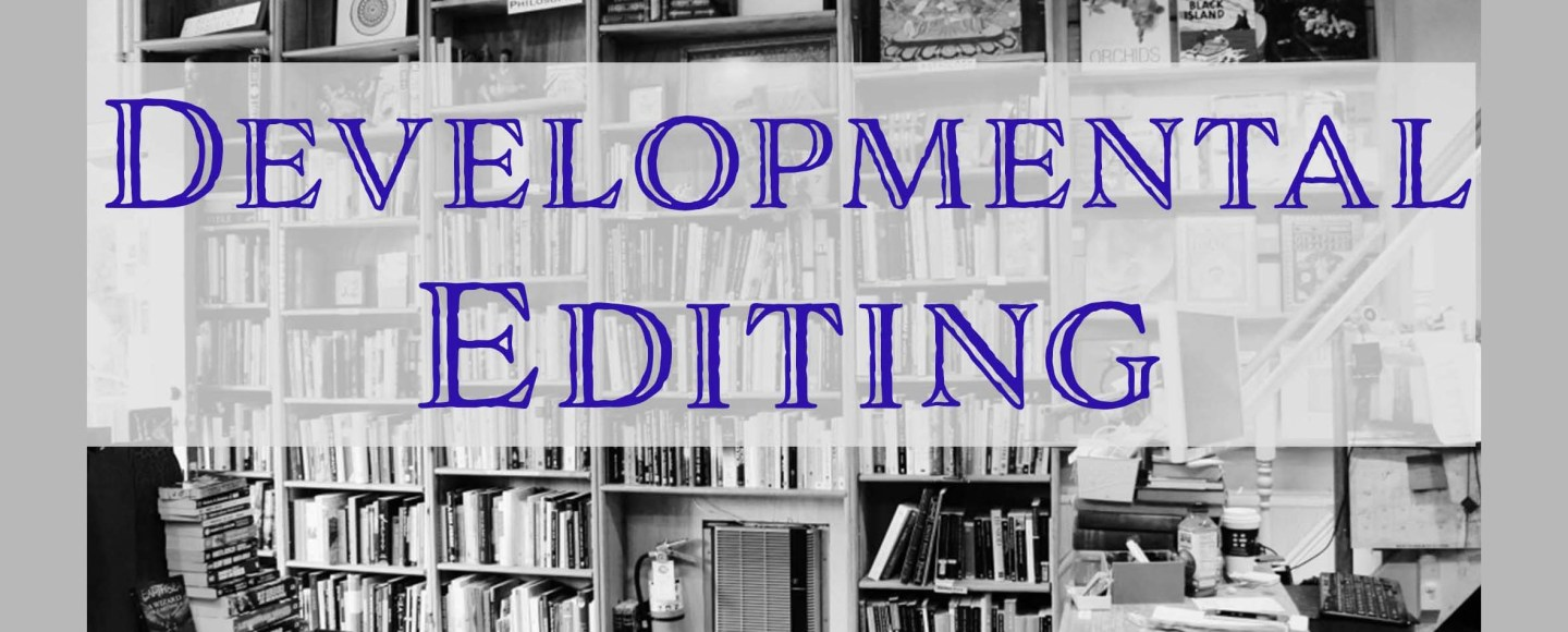 Independent Book Review offers full-length manuscript developmental editing.