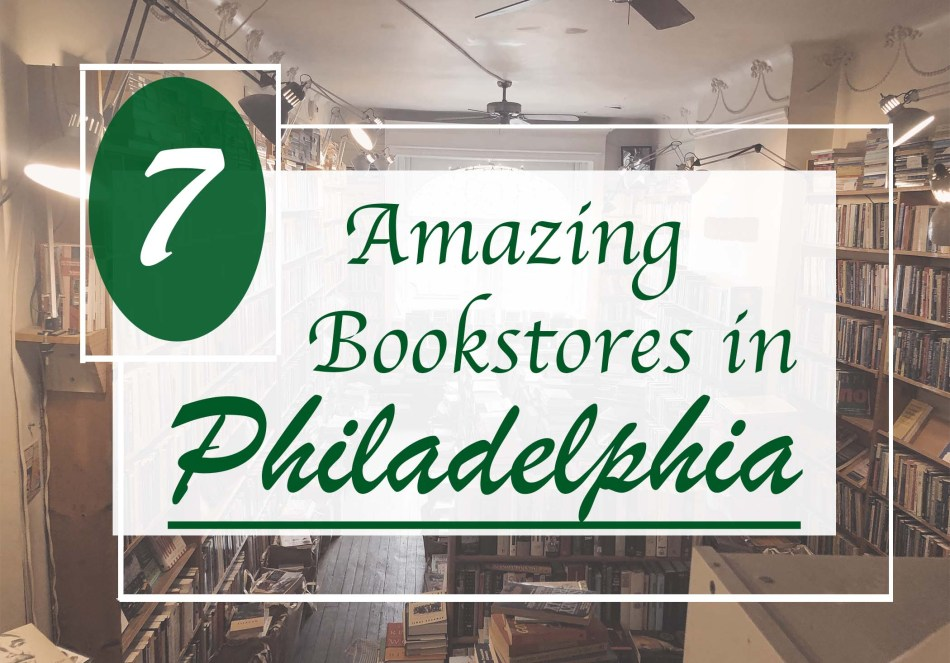 """This is the featured photograph of Jaylynn Korrell's article """"7 Amazing Bookstores in Philadelphia."""" The picture was taken at House of Our Own."""