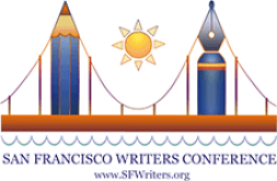 Logo for San Francisco Writers Conference, as included in Independent Book Review