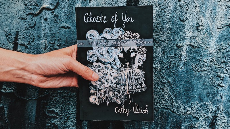 Ghosts of You paperback picture from Independent Book Review