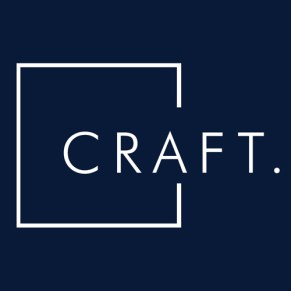 This is the logo for Craft Literary magazine