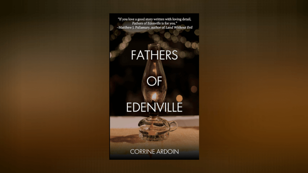 This is the featured photo for Fathers of Edenville book review
