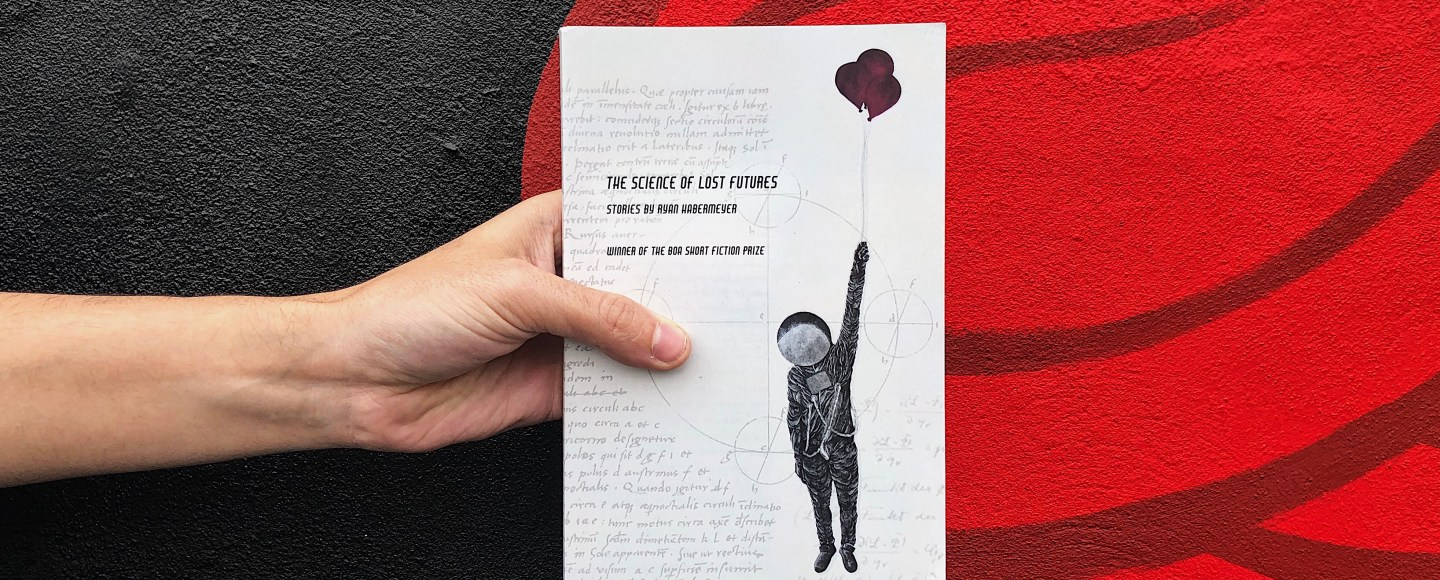 Science of Lost Futures paperback photo from Independent Book Review