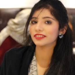 Kinza Asghar Khan (Akasious) author photo from Goodreads for Pakistani Writer blog post