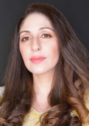 Sidra F. Sheikh Pakistani writer author photo