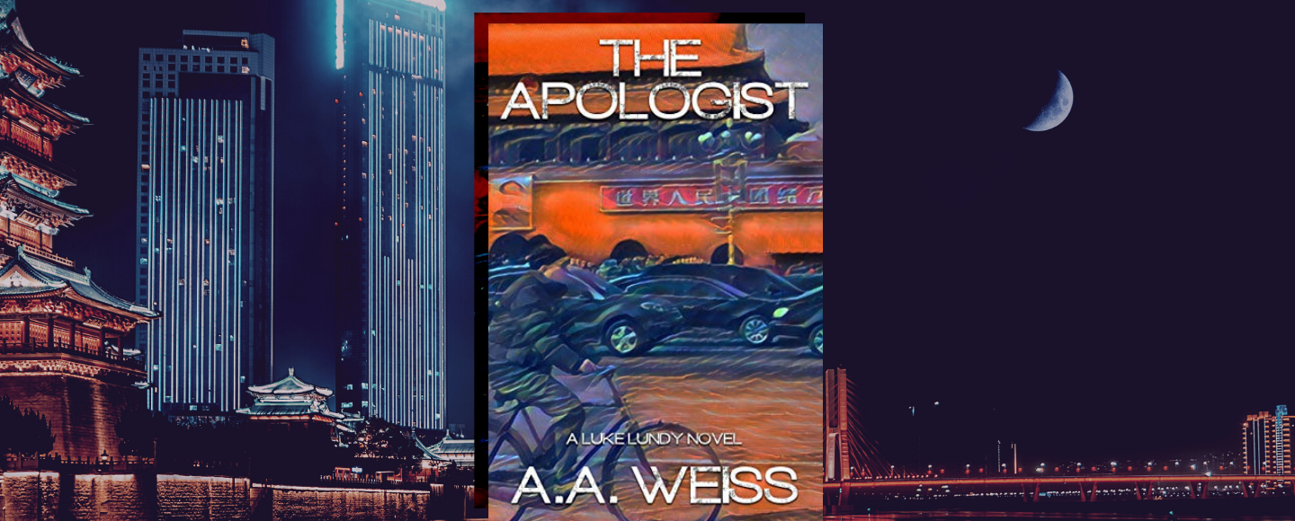 The Apologist by AA Weiss featured photo for book review