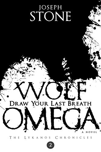 Wolf Omega by Joseph Stone book cover