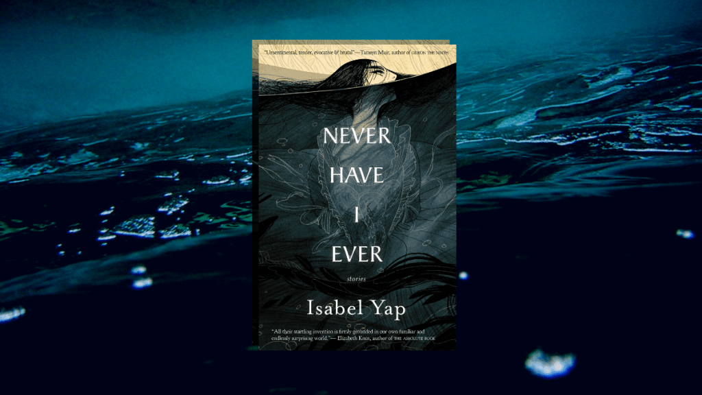 Never Have I Ever by Isabel Yap featured image for book review