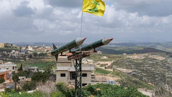 Hezbollah Launch Site