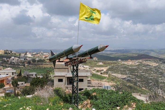 Hezbollah Launch Site