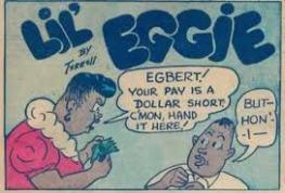 Lil Eggie