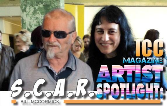 Artist Spotlight: S.C.A.R.